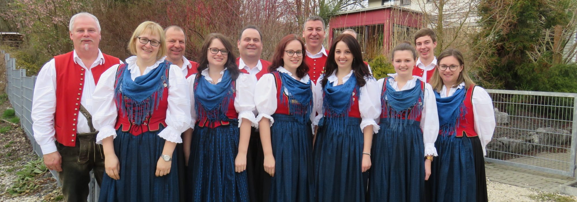 Musikverein Meßhofen Vorstandschaft 2020